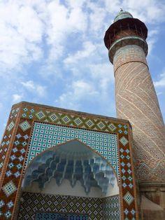 Mosquée Bleue à Yerevan - Arménie