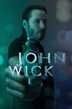 """John Wick is the hit action thriller film of 2014 which shocked a great deal of motion picture goers with it's stunning visual elements, unique cinematography and fight sequence. The film stars Keanu Reeves as the main protagonist """"John Wick. John Wick Film, John Wick Hd, Watch John Wick, Movies And Series, Hd Movies, Movies To Watch, Movies Online, Movie Tv, Movies Free"""