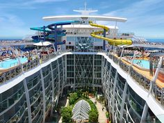 Take the plunge into an all-new adventure. Harmony of the Seas debuts April 2016.