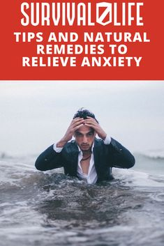 What happens if/when SHTF and anxiety medications possibly become unavailable? If you suffer from anxiety and are currently being treated, the thought of such a scenario can be a little unsettling. Whatever the case may be, there are ways to control anxiety without treatment. #SurvivalLife #Survival #Relief #Remedies