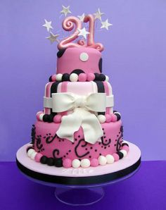 21 birthday cake ideas | New Cake Ideas