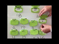 How to Make a Playful Peekaboo Math Game Kids Will Adore - Teach Beside Me