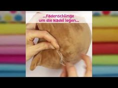 Quick Tip – Faden vernähen - YouTube