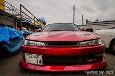 s14.5 Nissan Silvia, Japan Cars, Jdm Cars, Dream Garage, Dream Cars, Bunny, Racing, Asian, Street