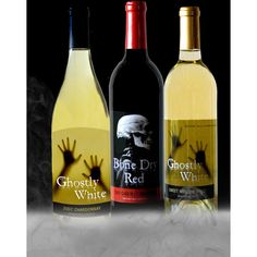 Elk Creek Vineyards Halloween Wines Chill the Party Season - With Video found on Polyvore