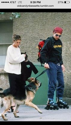 John F. Kennedy Jr, Carolyn Bessette & GSD Sam