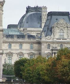 Parisian roof tops - must have view