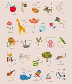 Free Wall Art Printables for a Montessori Environment. | Montessori Nature