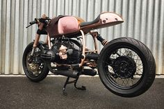 Cafe Racer, custom and classic motorcycles. Featuring the world's best builders of custom motorcycles and Cafe Racers since Bmw Motorcycles, Vintage Motorcycles, Custom Motorcycles, Custom Bikes, Bobber Bikes, Bmw Cafe Racer, Cafe Racers, Honda Cb, R Cafe