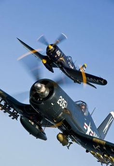 Beautiful Corsairs