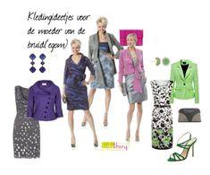 Kledingideetjes voor de moeder van de bruid. Klik op de foto voor meer details. www.lidathiry.nl