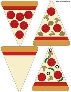 wedding invitations stationery by nellysprint pizza party
