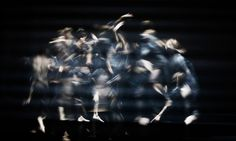 Zurich Ballet performs during #Edinburgh festival. Photograph: Murdo Macleod for the Guardian