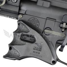 Mako FAB Defense Mag-Well Grip | AR15 MWG | Wing Tactical