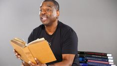 11 Beautiful Sentences in Literature (read by LeVar Burton). Yes, that IS the guy from Reading Rainbow.