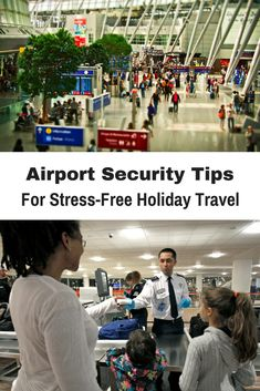 Airport Security Tips for Stress-Free Holiday Travel | Tips from CATSA (the Canadian Air Transport Security Authority) | Naughty or Nice list for airport security - what to pack and what to carry-on | #travel #traveltips #holidaytravel #airportsecurity #familytravel  | Gone with the Family