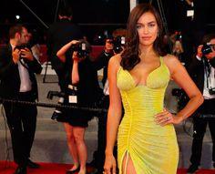 Irina Shayk reaparece en una alfombra roja tras su maternidad y lo ha hecho en el Festival de Cannes