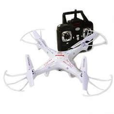 Quadcopter with Camera Drone X5C RC Helicopter – New Upgraded Version with HD Camera, 3D Flip Roll, 6 Axis Gyroscope, 4 Channels Radio Control, 2.4 ghz 300 ft range – KiiToys USA Warranty   Tech Support