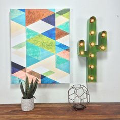 Cactus Light / Saw and Steel