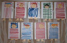 Pod peřinou - zdravý, nebo nemocný., #jardíndeinfantes #nebo #nemocný #peřinou #Pod #zdravý Drawing For Kids, Art For Kids, Crafts For Kids, Arts And Crafts, Kindergarten Art, Preschool Crafts, Arte Elemental, 2nd Grade Art, Jr Art