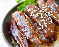Easy Japanese Recipes, Easy Asian Recipes, Easy Delicious Recipes, Yummy Food, Chinese Recipes, Chinese Food, Teriyaki Beef, Teriyaki Sauce, Soy Sauce