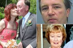 Man who split from wife after being arrested on suspicion of murdering OAP remarries ex following conviction of REAL killer