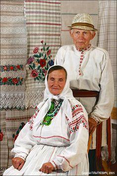 Ткано - вишиті рушники з с. Проходи Любешівського району Волинської області