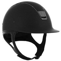 Ride in style in the Samshield Shadow Matt 255 Swarovski Crystals Helmet! This riding helmet has the same features as the popular Samshield Shadow Matt Helmet with the beautiful addition of 255 genuin Horse Riding Hats, Riding Gear, Riding Helmets, Trail Riding, Motorcycle Helmets, Riding Boots, Equestrian Outfits, Equestrian Style, Equestrian Fashion