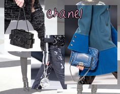 Chanel Handbags | Best handbags from the Fall 2013 shows. | CHANEL BAGS