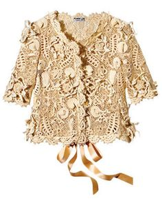 Playing crochet 01 - Summer Fashion Trends – View Lightweight Fashion – (GALLERY) - ELLE
