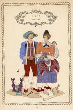 Tirol 16 Innsbruck, Austria, Folk Costume, Costumes, Folklore, New Outfits, Switzerland, Germany, Culture