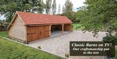 Garage barn outbuildings do they increase your property value?