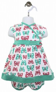 Offspring Butterfly Dress with Panty  $21.60