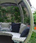 Rotating Seater Garden Pod - podology.ie