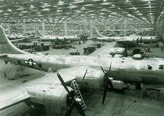 Bayou Renaissance Man: Iconic photographs of World War II aircraft factories