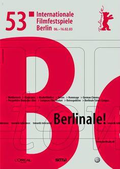 Berlinale   2003   Poster   Antonia Neubacher