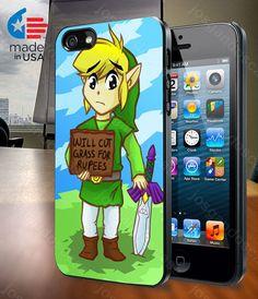 Legend Of Zelda for iPhone 4/4S 5/5S and Samsung by josgandoscase, $14.79