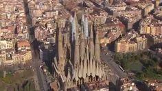 Cum va arata Sagrada Familia din Barcelona in 2026. Oferte Early Booking Spania aici: http://www.viotoptravel.ro/spania/transport/avion.html https://video.buffer.com/v/5874f96f9dc6e4bd2afff2d4