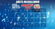 ÅRETS JULEKALENDER!  En snøstorm. En Europrisbutikk. En innesperret mann. Et julekalenderdrama i 24 deler.