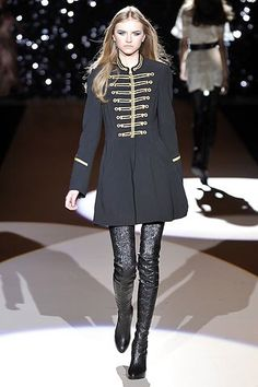 Temperley London Fall 2008 Ready-to-Wear Fashion Show Collection