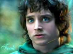 Elijah Wood -Frodo in Lord of the Ring