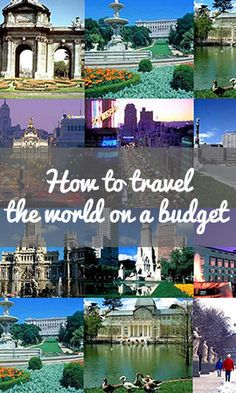 How to travel on a budget and get discounts on bus tickets, car rentals, hotels, flights and more. MUST pin for travelers