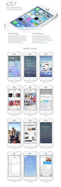 All sizes iOS 6 iOS 7 Comparison iOS 7 grid Flickr - Photo - comparison grid template
