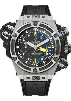 Hublot Watches - Big Bang King Power 48mm Oceanographic 1000 - Style No: 732.NX.1127.RX