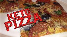 Keto Pizza | DEMO | Low Carb