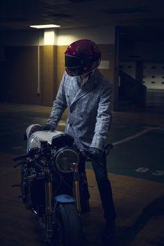 Kalup Carpe Diem Blazer & Slave IV Street Fighter, Carpe Diem, Motorcycle, Blazer, Projects, Women, Style, Log Projects, Swag