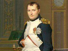 Napoleón Bonaparte (1769-1821). General durante la Revolución francesa.Genio militar y estadista clarividente, su imperio se extendió por casi toda Europa.