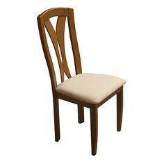 Lot 2 chaises Panama aulne