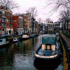 Amsterdam by amsterdamworld  [More Europe here →]