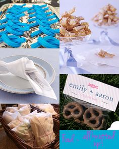 Oh Baby! Shower Decor...the blog: Inspiration: Tying the Knot Bridal Shower